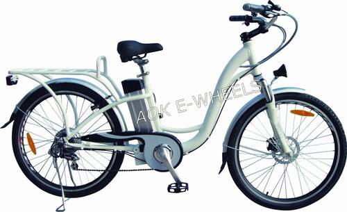 250W City Electric Bicycle for Women (TDE-038XB)