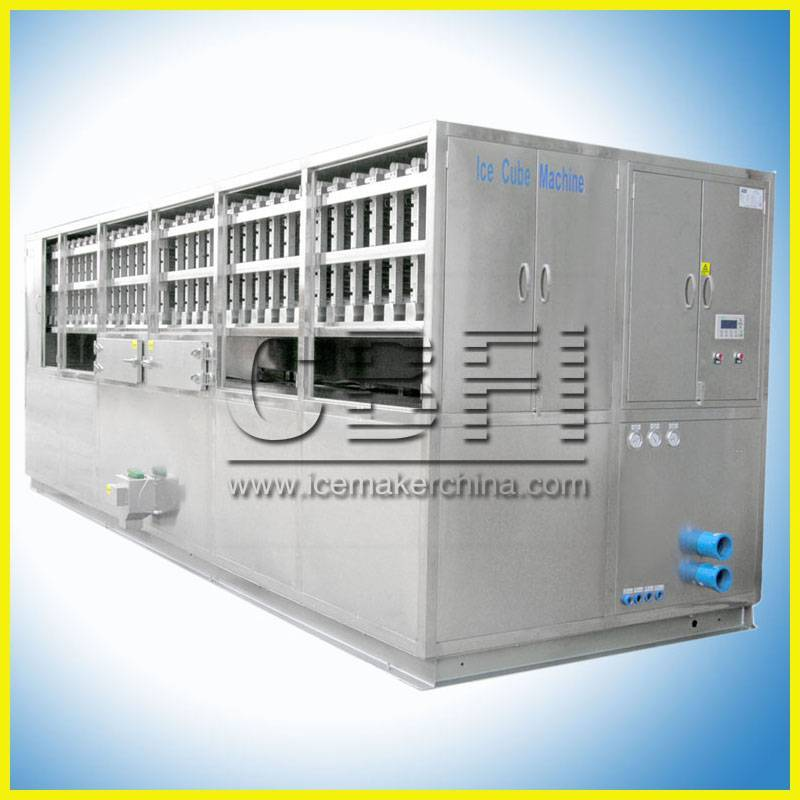 China cube ice making supplier,