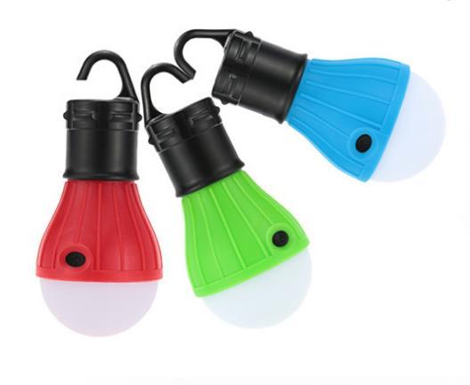 LED tent lamp