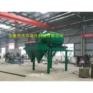 Insulation thermal mortar production line,glazed hollow beads mixer machine