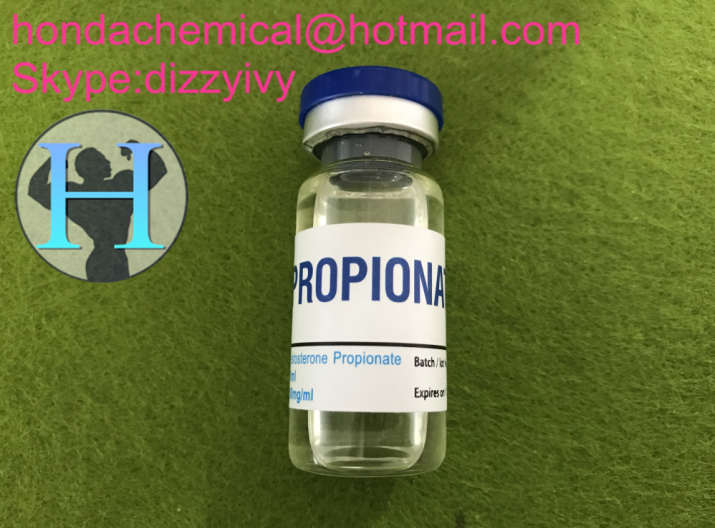 Injectable Steroid Gear Testosterone Propionate 100 mg/ml Healthy Injectable Anabolic Steroid Gear