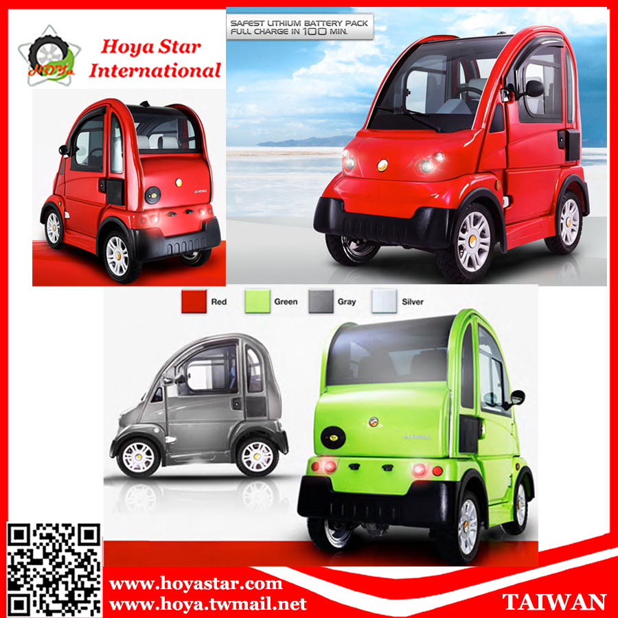 Electric Car, Electric Vehicle, Smart Car, Small Environment Energy Saving Automobile