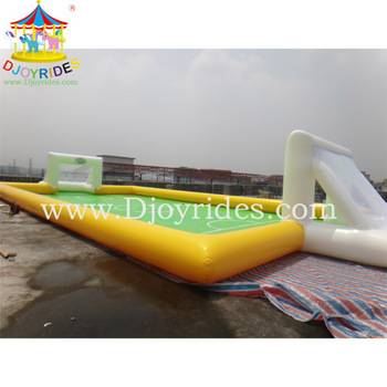 Inflatable Sports Game Inflatable Football Field