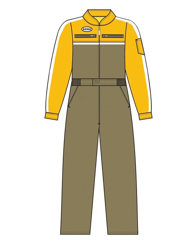 HIGH QUALITY REFLECTION WORKER COVERALL OEM WHOLESALE