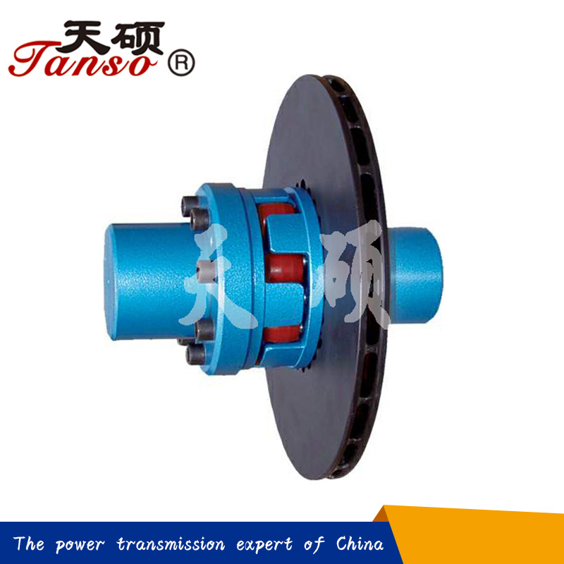 TS-P flexible jaw type coupling