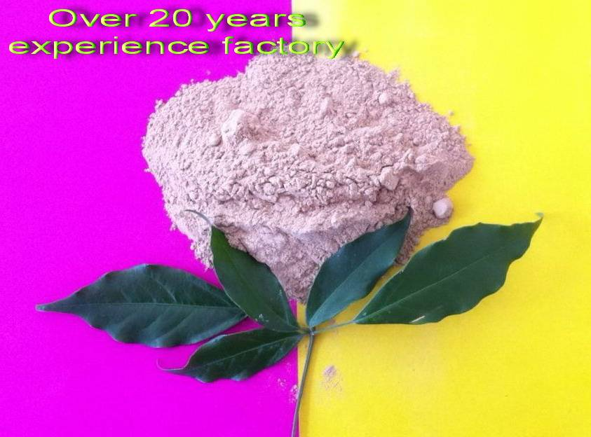 Bentonite for drilling fluids(CNPC and Sinopec Group supplier)