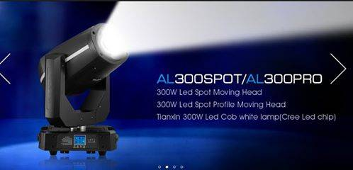 300W LED Spot Moving Head Light