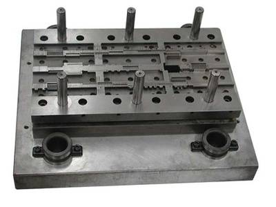 Injection mould processing manufacturing