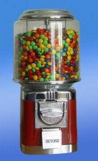 Candy or Gumball Vending Machine