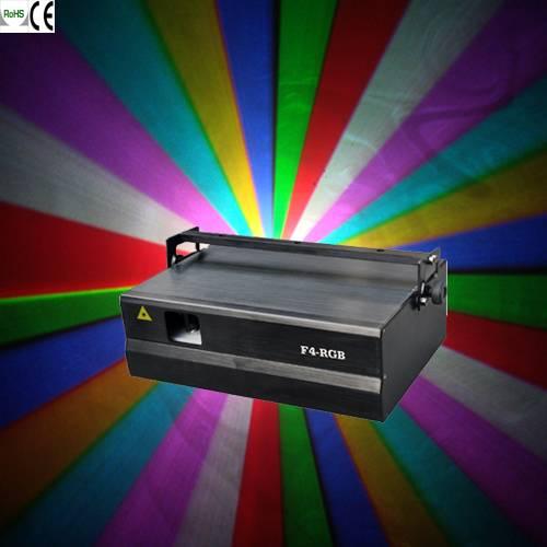 F4-RGB 902 2W RGB Animation laser light for sale