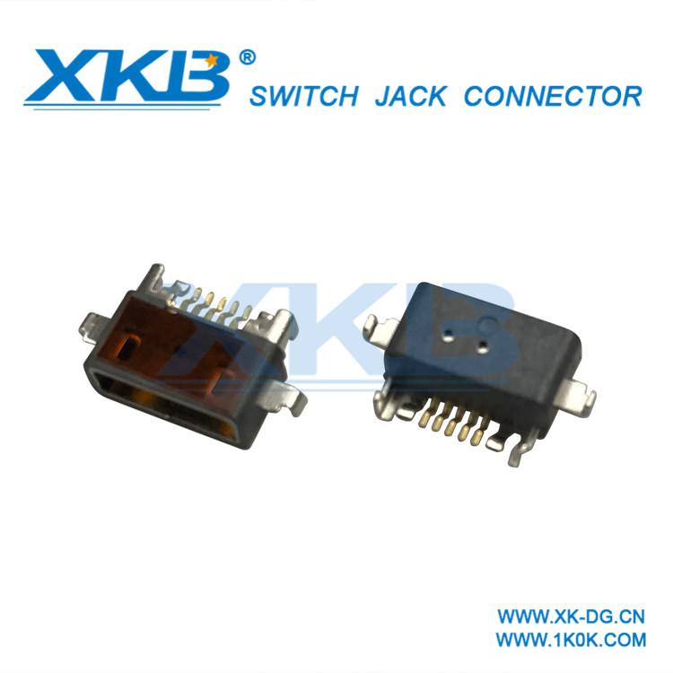 IP68 waterproof type, Micro usb connector