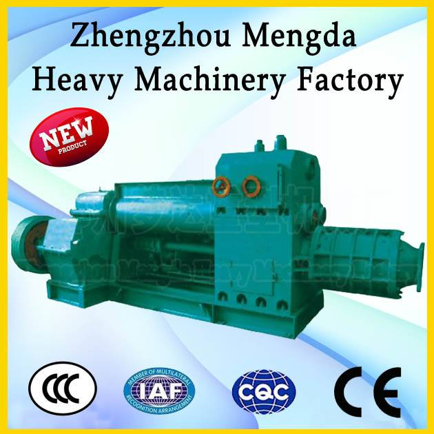 China clay /soil  vacuum  brick machine