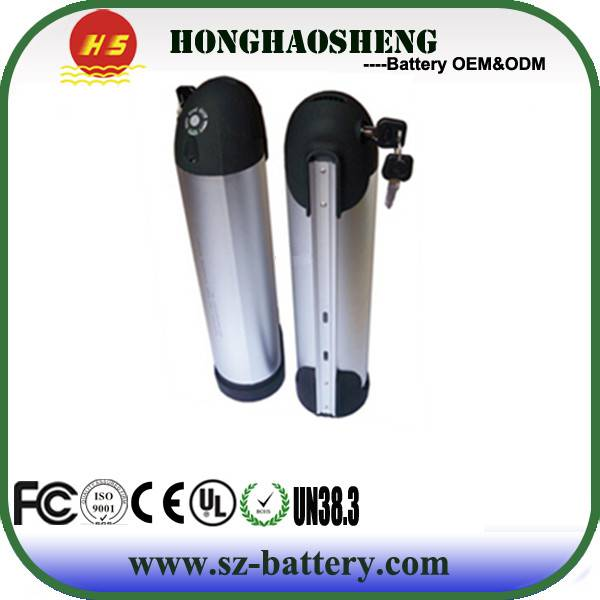 rechargeable 12v li ion battery pack  for electric bike kit battery