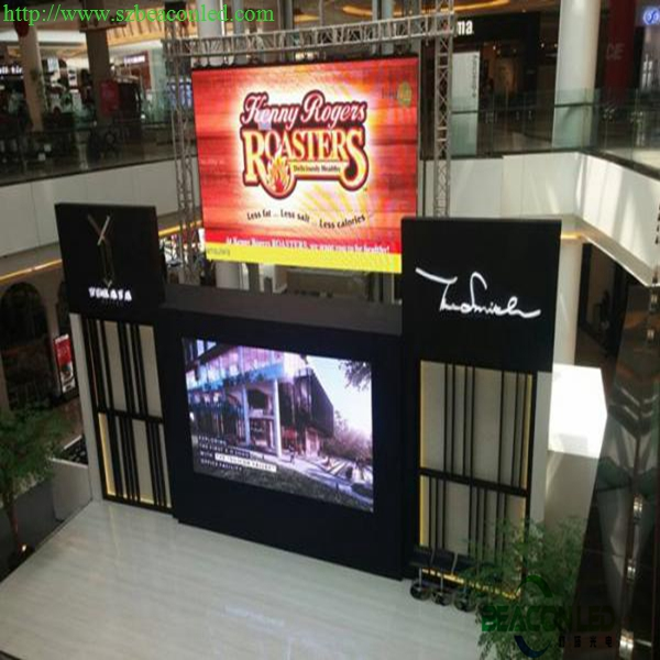outdoor p5 ultra slim led screen