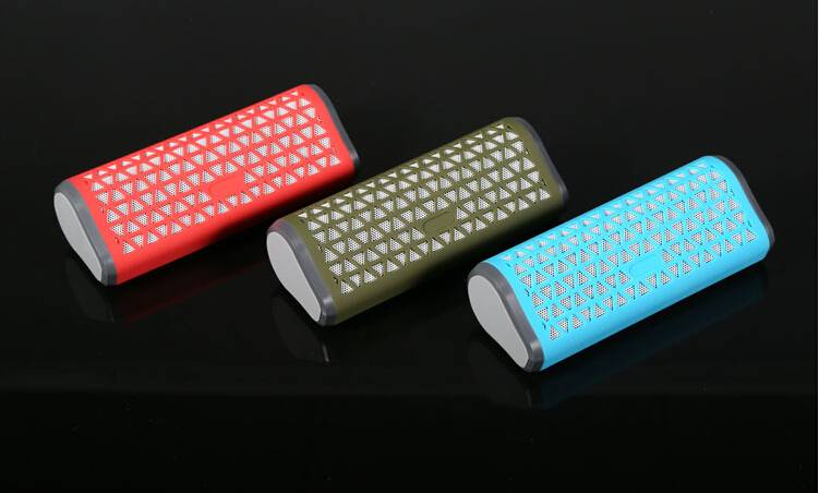 Bluetooth speaker for mobile /Outdoor Sport Bluetooth Speaker with FM Radio/TF Card for Promotion Gi