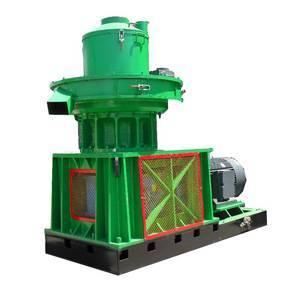 KJ-XGJ-850ring die pellet press/pellet mill/biomass wood pellet mill