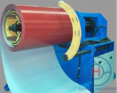 Hydraulic Steel Coil Decoiler