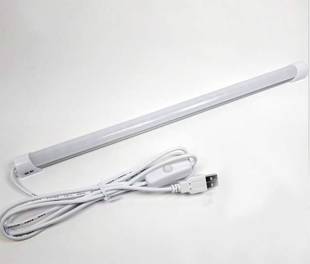 Led eye protection lamp 5vusb dormitory learning office exhibition cabinet energy saving lamp custom