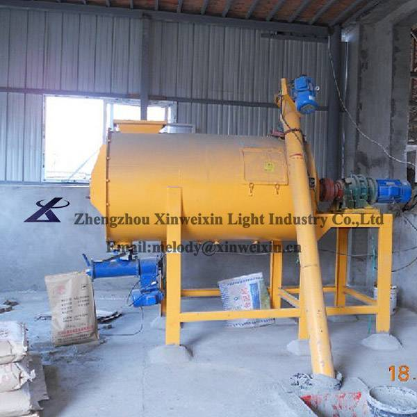 high efficiency dry powder mixing machine