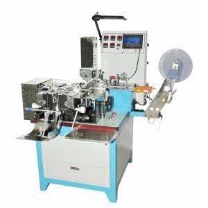 computerized ultrasonic cutting and folding machine
