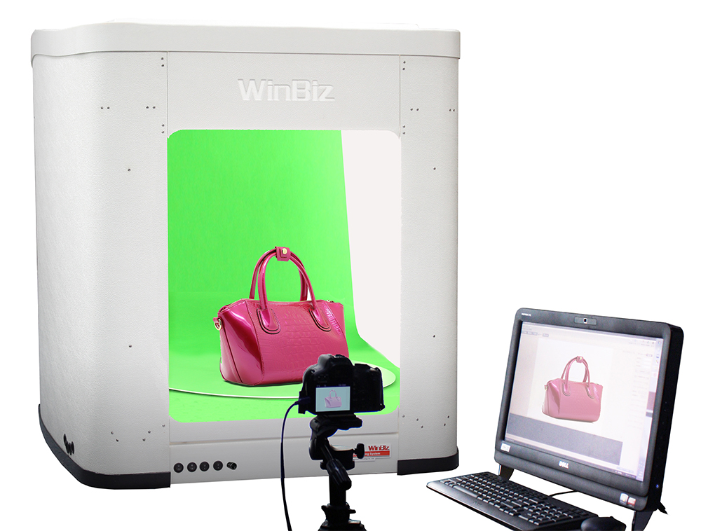 WinBiz Automatic 3D-Imaging System for 360º Product Photography