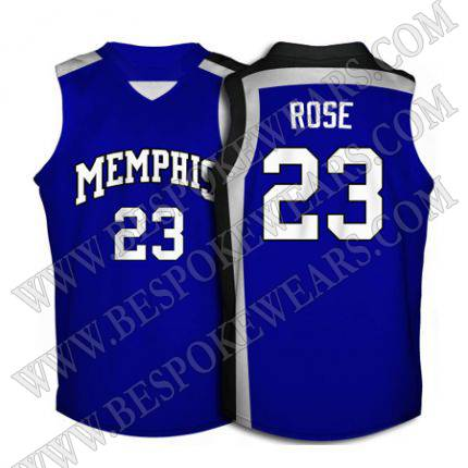 Customized Sublimation Basketball Jersey