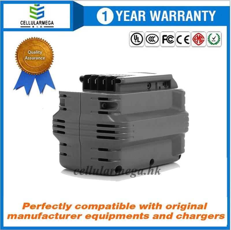 Dewalt 24V 2000mAh Replacement Battery for Dewalt DW0240 DW0240 DE2040 DE0243 Fits DC223 DW004 DW005
