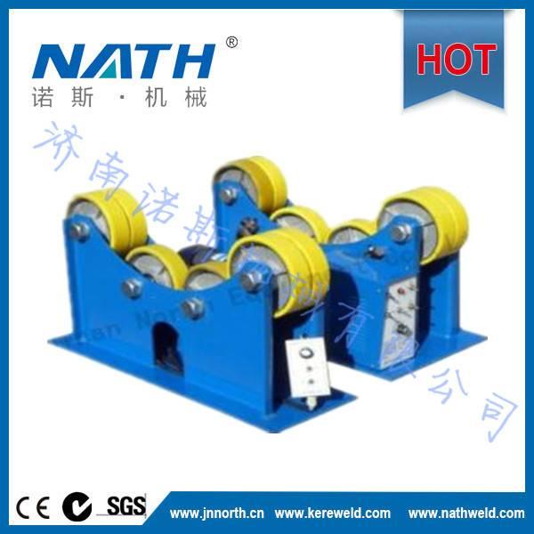 3000kg polyurethane turning roller