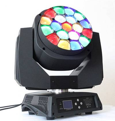 Hot Selling 4pcs10W White Quadrate LED Beam Moving Head Light 5%off Free Shipping