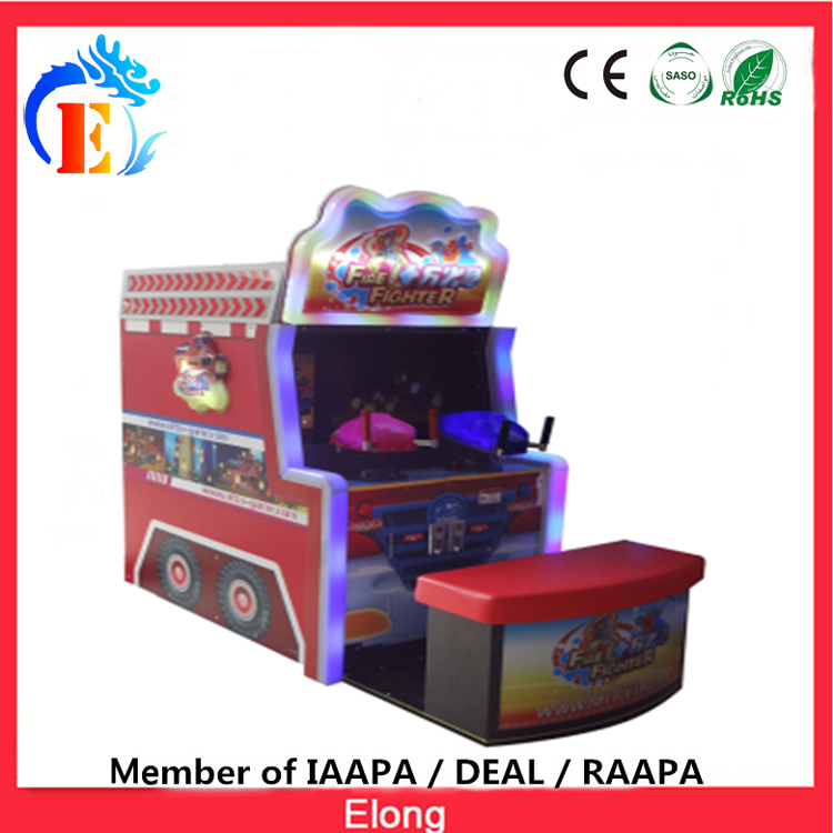 Elong high quality coin operated game machine, ticket arcade redemption game