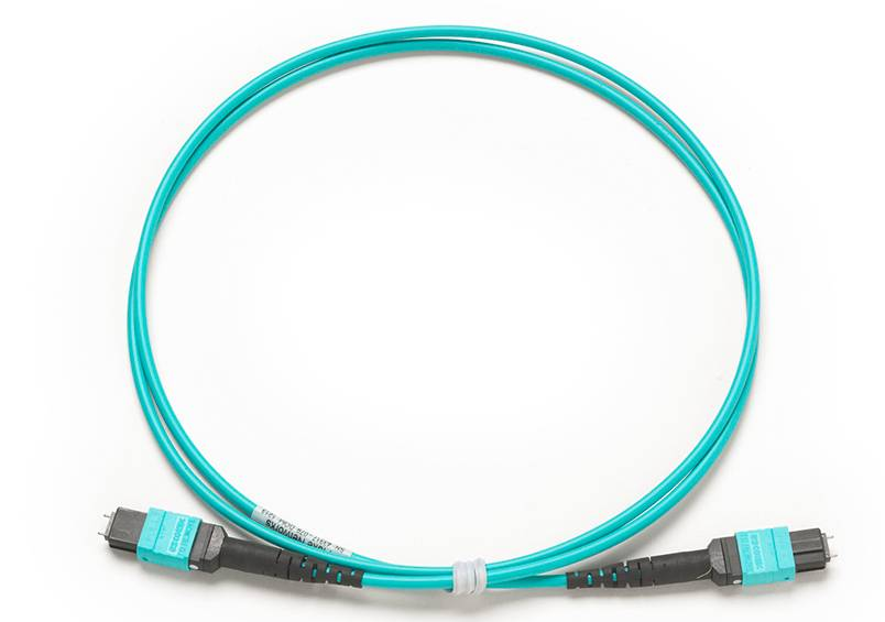 Shenzhen Factory Supply High Quality and Competitive Price OM3 MPO multicores Fiber Optic Patch Cord