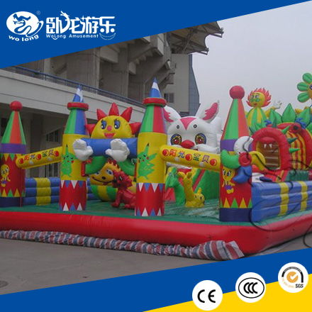 inflatable body bouncer, inflatable slides and bouncers