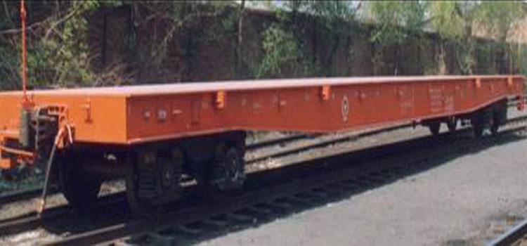 D70 Heavy Duty Flat Car