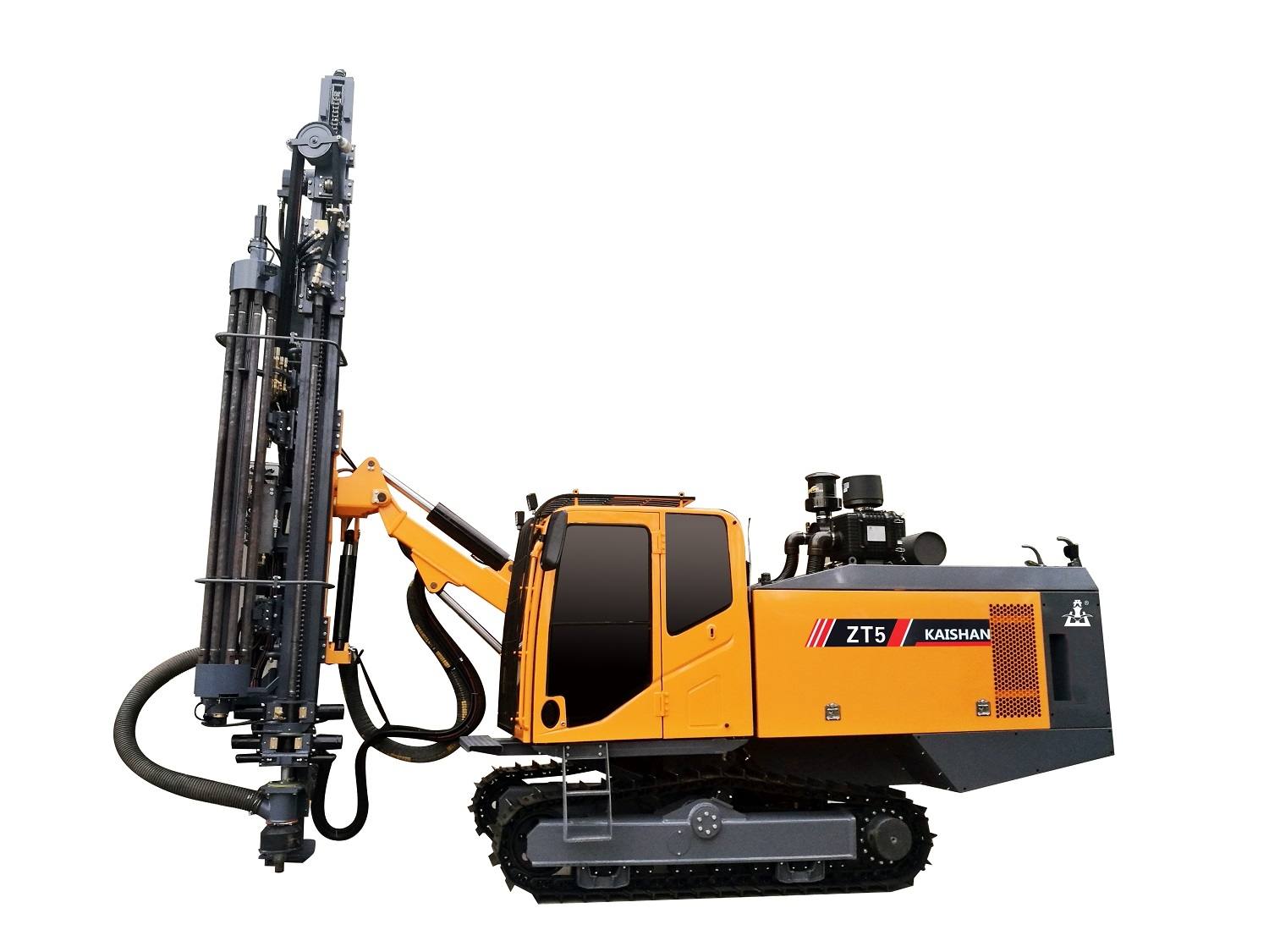 ZT5 integrated down the hole drill rig (DTH)