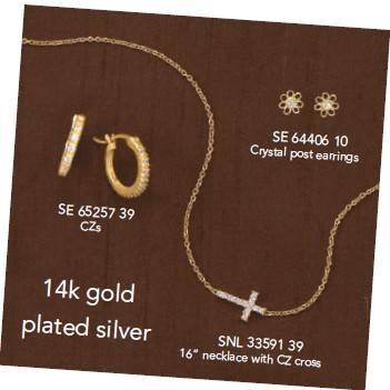 Crystal Jewelry ,CZ Jewelry ,Gold plated Jewelry ,Cross Jewelry ,Earrings ,Necklace