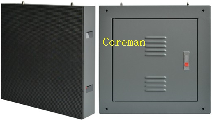 Coreman full color led screen panel outdoor p3 p4 p5 p6 picture hd video led display cabinet indoor