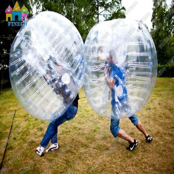 Hot Popular Inflatable Body Bumper Ball