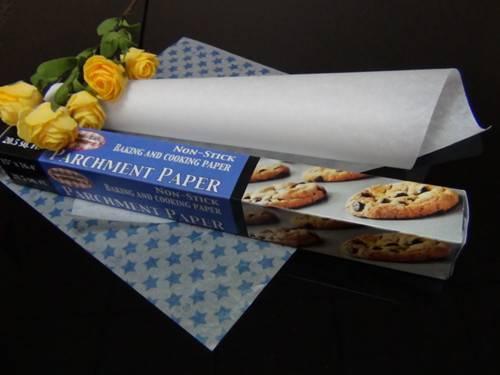Food Grade FDA and EU Certified Parchment Paper
