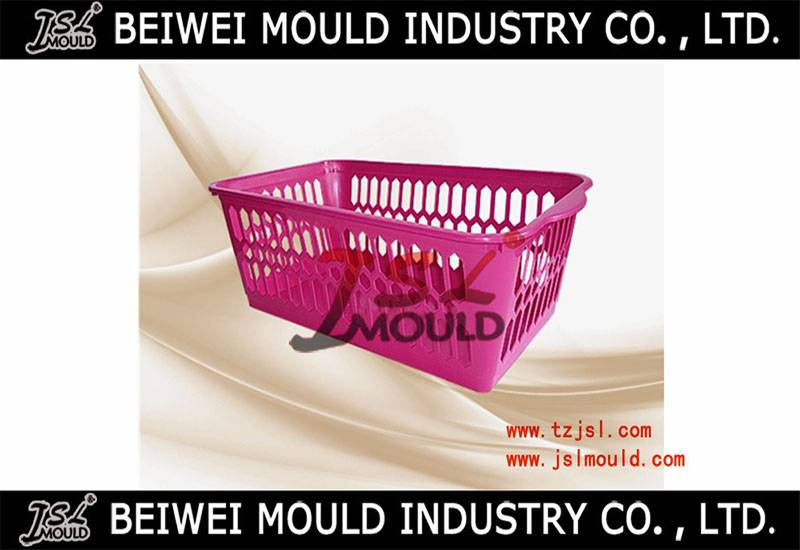 plastic storage crate injection mould for beer and bread