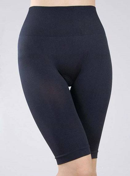 2016 New Hot Ladies Seamless Control Half Legging, Body Shapers, Shapewear, Underwear
