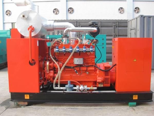 80KW biomass  gas Generator sets