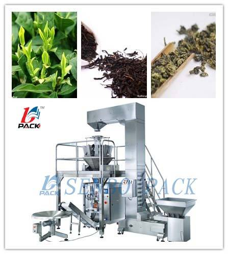 Green Tea Packing Machine