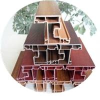 60 series casement window upvc profiles