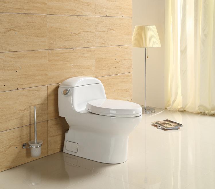Factory Sanitary Ware Ceramic Bathroom One Piece Toilet