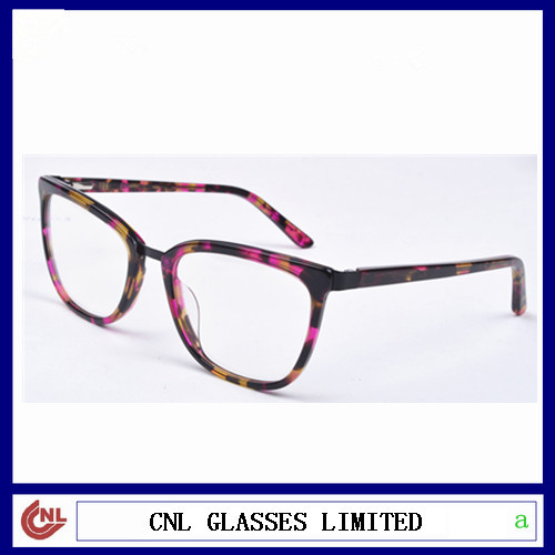 New model eyewear acetate optical frame glasses newest trendy optical frame cheap acetate optical