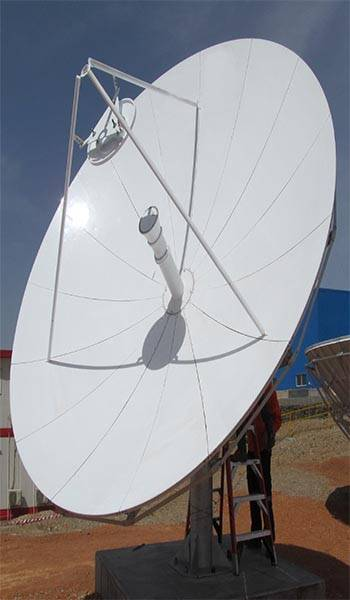 4.5M TVRO Antenna