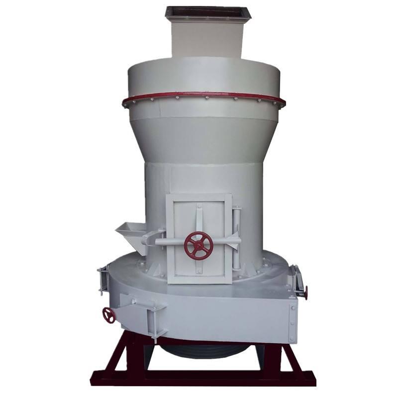 Rock crusher hammer mill performance characteristics
