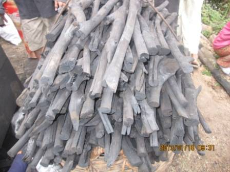 Finger charcoal for Hookah Shisha