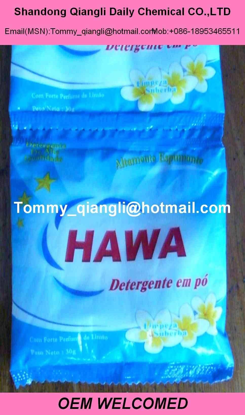 Formula of  detergent powder skype janewong24