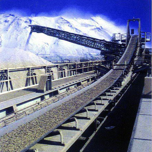 COLD-RESISTANT EP CONVEYOR BELT